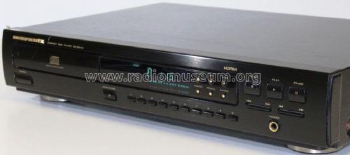Compact Disc Player CD-63 mk II 74CD63 /21B /22B /25B /21G /22G / CD-63MK2U; Marantz Sound United (ID = 2076327) R-Player
