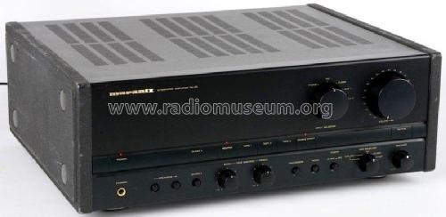 Integrated Amplifier PM-80; Marantz Sound United (ID = 2369796) Ampl/Mixer