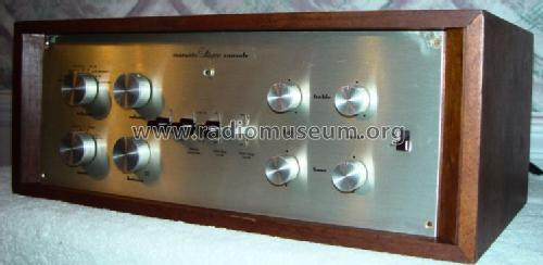 Stereo Console Model 7 C; Marantz Sound United (ID = 464117) Ampl/Mixer