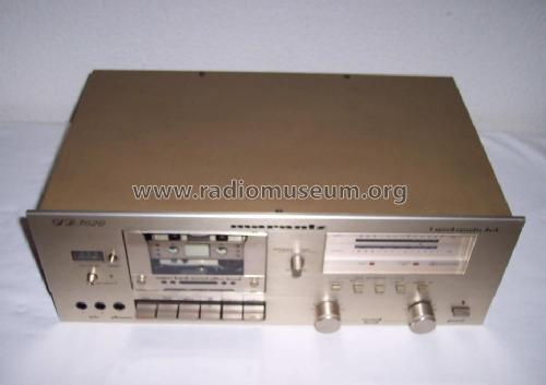 2 speed cassette deck SD 3020; Marantz Sound United (ID = 481203) R-Player