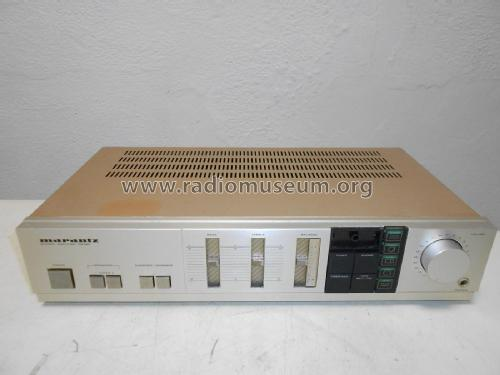 Stereo Amplifier PM-340 Ampl/Mixer Marantz