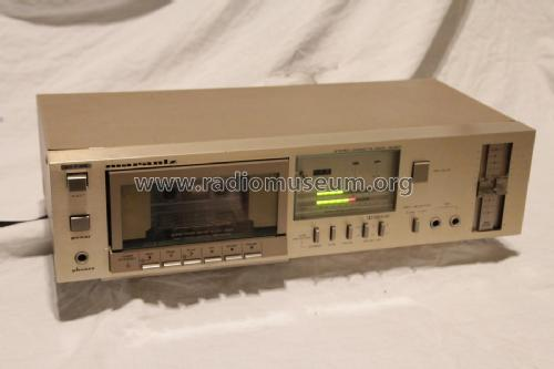 Stereo Cassette Deck SD 320; Marantz Sound United (ID = 2011414) R-Player