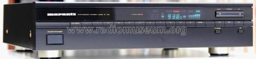 Synthesized Stereo Tuner ST-50L; Marantz Sound United (ID = 2444358) Radio