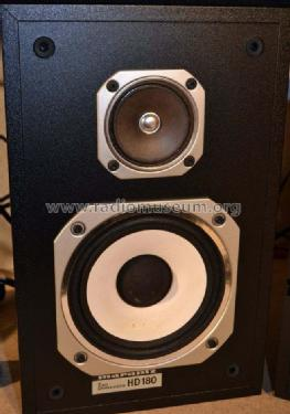 2 Way Speaker System HD-180; Marantz Sound United (ID = 2164114) Speaker-P