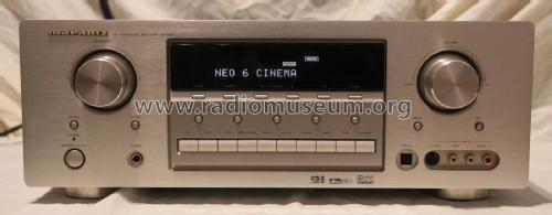 AV Surround Receiver SR-7300 / N1G; Marantz; Itasca (ID = 2161877) Radio
