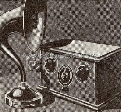 Marconiphone 22 ; Marconi Co. (ID = 1051057) Radio