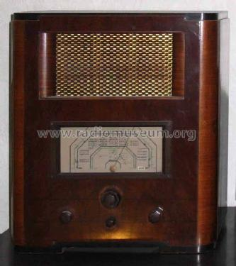 Marconiphone 851; Marconi Co. (ID = 498495) Radio