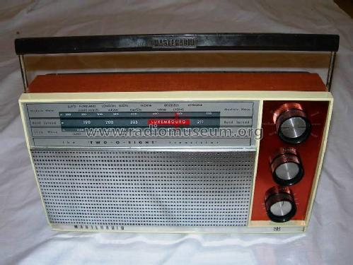 The Two-O-Eight Transistor ; Masteradio, London (ID = 209781) Radio