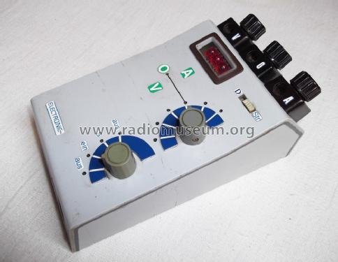 bausatz 39 digital voltmeter mit equipment metallurgieelektron. Black Bedroom Furniture Sets. Home Design Ideas