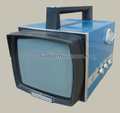 Mezon Works,: Bimex 1000 Èlektronika Электроника Elektronika VL-100 ВЛ-100 Television ID.