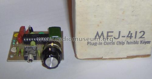 Lambic Key Module MFJ-412; MFJ Enterprises; (ID = 1150893) Radio part