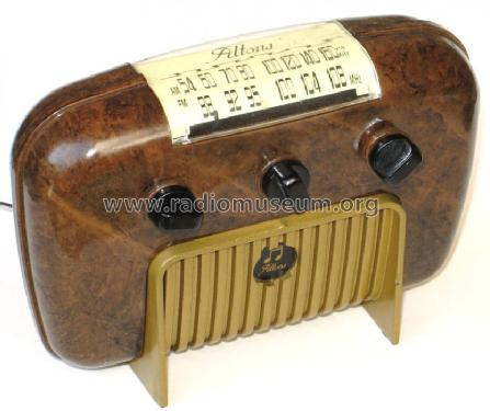Altona - Collection 1940 Crosley Duette 56TD; Micron Technology, (ID = 252614) Radio