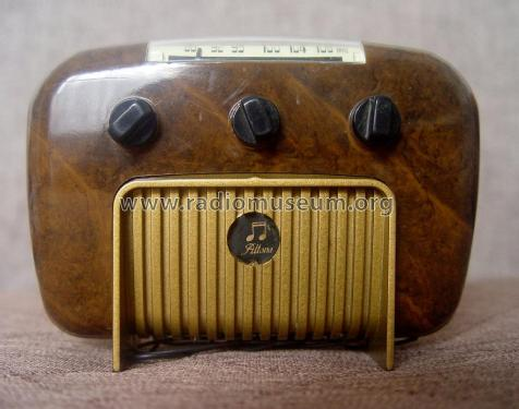 Altona - Collection 1940 Crosley Duette 56TD; Micron Technology, (ID = 2131695) Radio