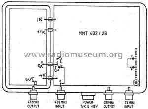 Linear Transverter Mmt 432 28 Microwave Modules Id 1062592 Converter