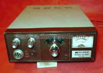 VHF Transceiver 220 MHz 13-509; Midland (ID = 956821) Amateur