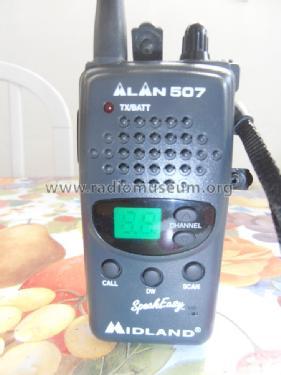 Alan 507; Midland (ID = 1649674) Amateur