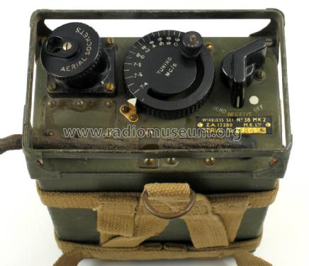 Wireless Set No.38 ; MILITARY U.K. (ID = 1697319) Military