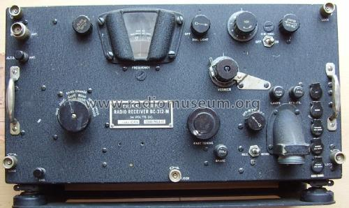 BC-312-M ; MILITARY U.S. (ID = 327323) Receiver-C