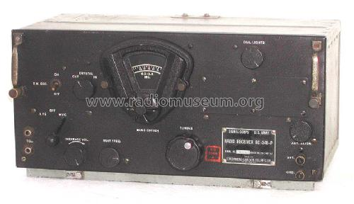 BC-348-; MILITARY U.S. (ID = 99679) Receiver-C