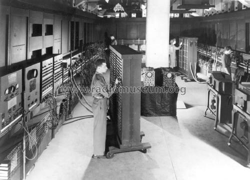 ENIAC - Electronic Numerical Integrator And Computer ; MILITARY U.S. (ID = 1958753) Computer & SPmodules