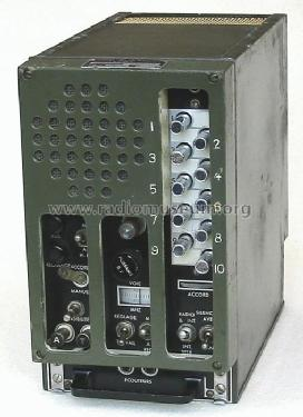 BC-603 for SCR-508, SCR-528 ; MILITARY U.S. (ID = 150396) Receiver-C