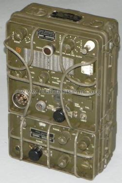 SCR-694 BC-1306 Radio Receiver and Trans; MILITARY U.S. (ID = 1775770) TRX