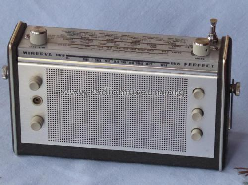Perfect 642; Minerva-Radio (ID = 2238574) Radio