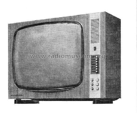 Electronic 2 699/A; Minerva-Radio (ID = 140240) Television