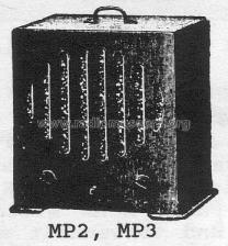 Minerphon MP2; Minerva-Radio (ID = 39355) Radio