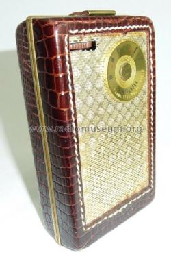 Transistor Pocket Radio - Alligator 1102; Mitchell Mfg. Co., (ID = 2507316) Radio