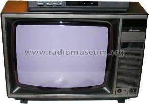 CP-1628EM Television Mitsubishi Electric Corporation, build