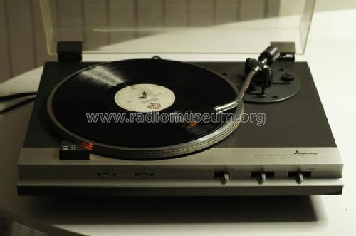 Direct Drive Automatic Turntable DP-84DA; Mitsubishi Electric (ID = 1133820) R-Player