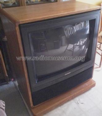 Tv Receiver Ck 3514r Television Mitsubishi Electric Corporat