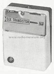 Six Transistor 60; Monarch Electronics (ID = 489511) Radio