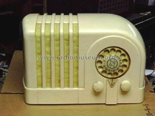 62-445 'Teledial' ; Montgomery Ward & Co (ID = 266576) Radio