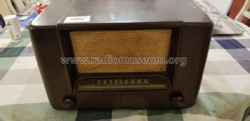Airline 74WG-1509A Order= 62 C 1509M; Montgomery Ward & Co (ID = 2435119) Radio