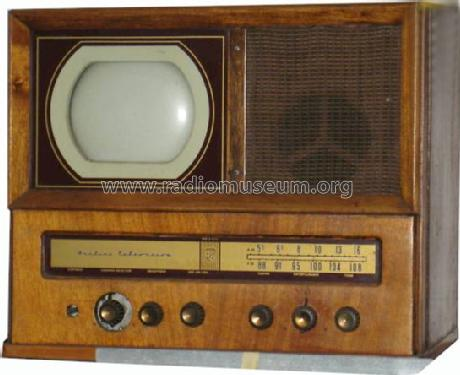 Airline 94GSE-31088; Montgomery Ward & Co (ID = 702274) TV Radio