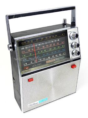 Airline Five Band GEN-1469A ; Montgomery Ward & Co (ID = 2234999) Radio