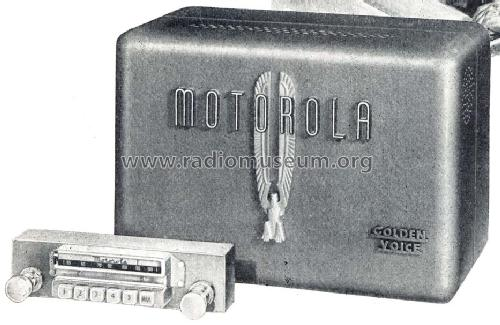 705 Ch= AS-16; Motorola Inc.; (ID = 1223351) Car Radio