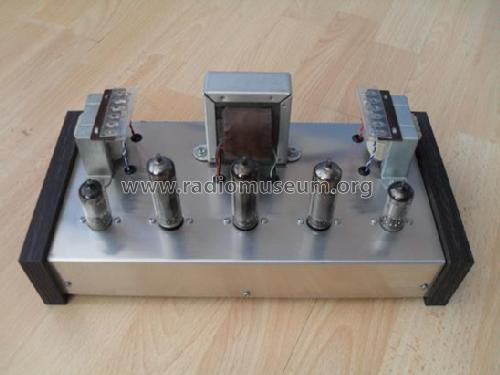High Fidelity Amplifier 3-3; Mullard Radio Valve (ID = 1626211) Kit