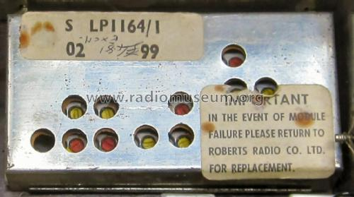 LP1164/1; Mullard Radio Valve (ID = 1910908) mod-past25