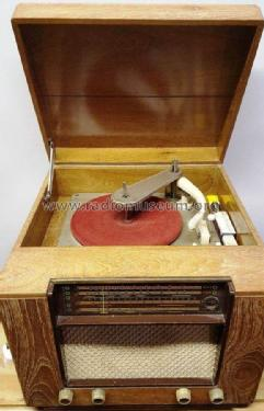 Radiogram MAS319/15; Mullard Wireless, (ID = 2341183) Radio