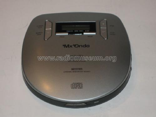 Reproductor Portatil de CD MX-DM10W; MX Onda; Valencia (ID = 1061564) R-Player