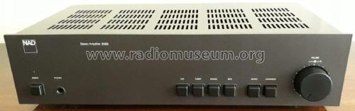 Stereo Amplifier 3120; NAD, New Acoustic (ID = 2381893) Ampl/Mixer