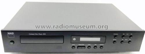 Compact Disc Player 512; NAD, New Acoustic (ID = 2381394) R-Player