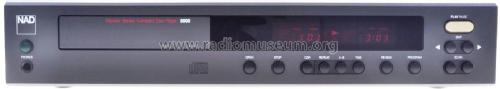 Monitor Series Compact Disc Player 5000; NAD, New Acoustic (ID = 2381272) R-Player