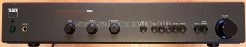 Monitor Series Stereo Preamplifier 1000S; NAD, New Acoustic (ID = 2383536) Ampl/Mixer