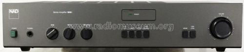 Stereo Amplifier 3020i; NAD, New Acoustic (ID = 2381681) Ampl/Mixer