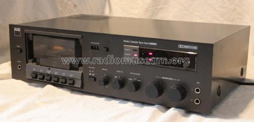 Stereo Cassette Tape Deck 6050 C; NAD, New Acoustic (ID = 2094504) R-Player