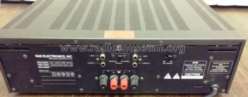Stereo Power Amplfier 2200 Power Ampl/Mixer NAD, New Acousti